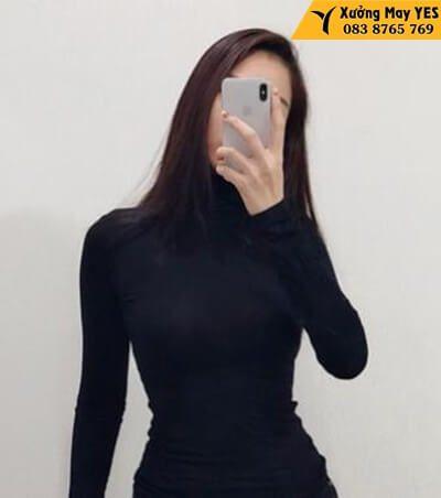 áo thun tay dài nữ