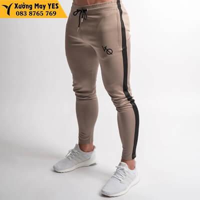 may quần jogger thể thao nam