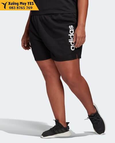 may quần short thể thao nữ adidas quận 12