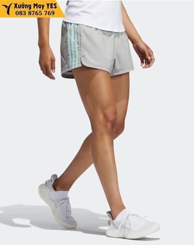 quần short thể thao nữ adidas