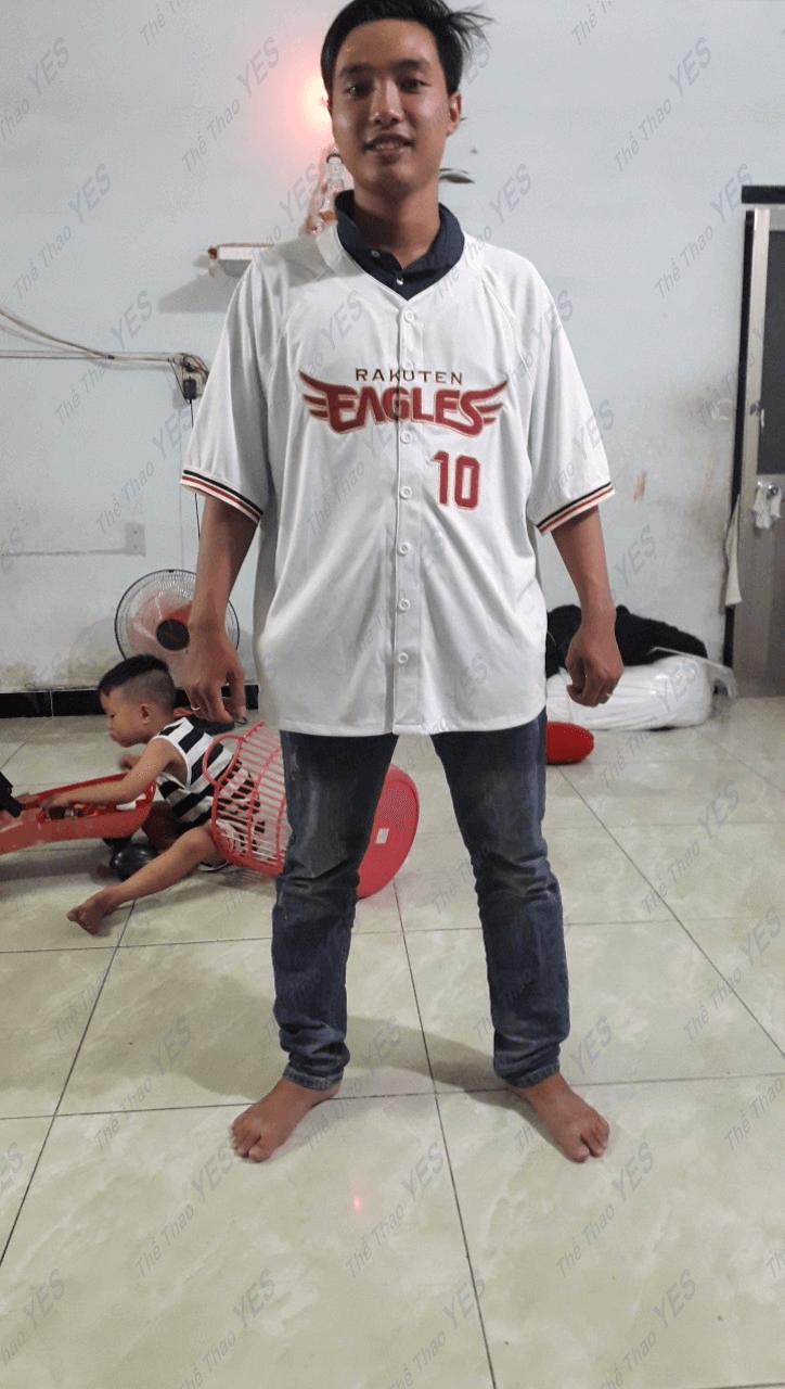 áo bóng chày