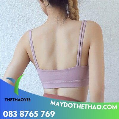 xưởng may áo bra tập gym giá rẻ