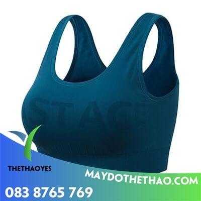 xưởng may áo bra tập gym chất lượng