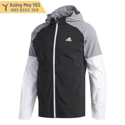 áo khoác gió thể thao nam adidas