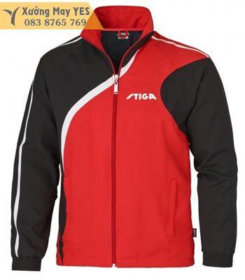 bộ áo khoác thể thao nam