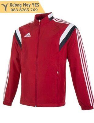 mua áo khoác thể thao adidas nam