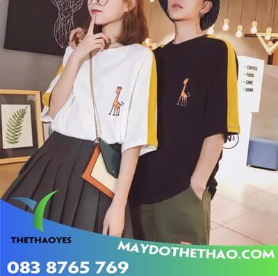 áo thun nữ form rộng rẻ