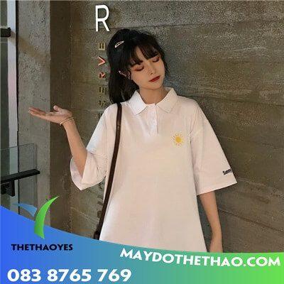 shop áo thun nữ form rộng