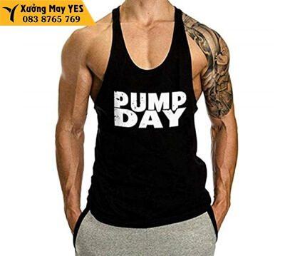 xưởng may áo tank top nam gym chất lượng