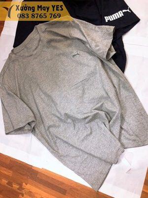Cơ sở nhận may áo phông nam big size