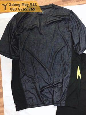 Công ty may áo thun trơn nam big size