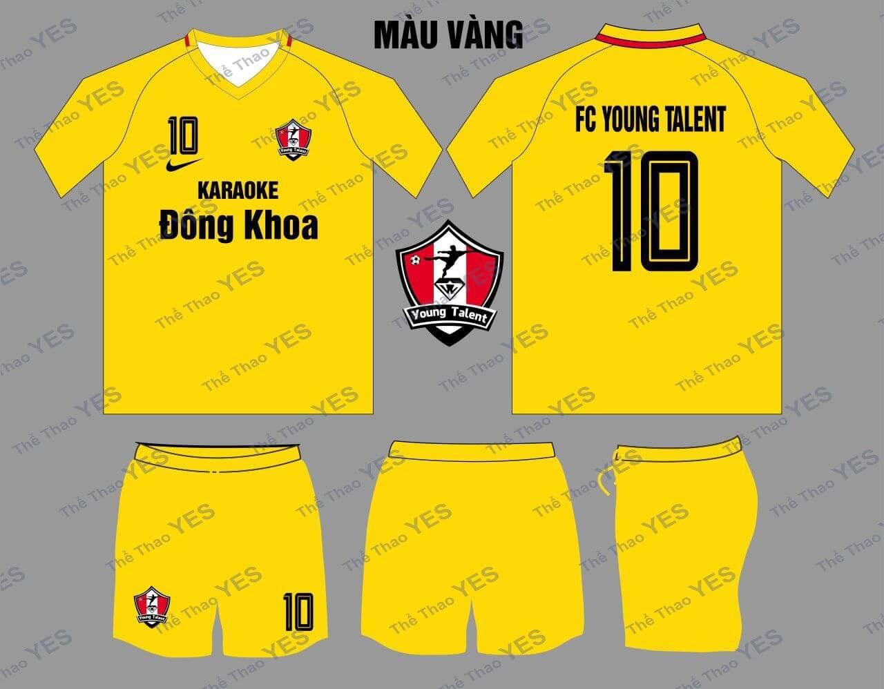 áo thun bóng đá tphcm