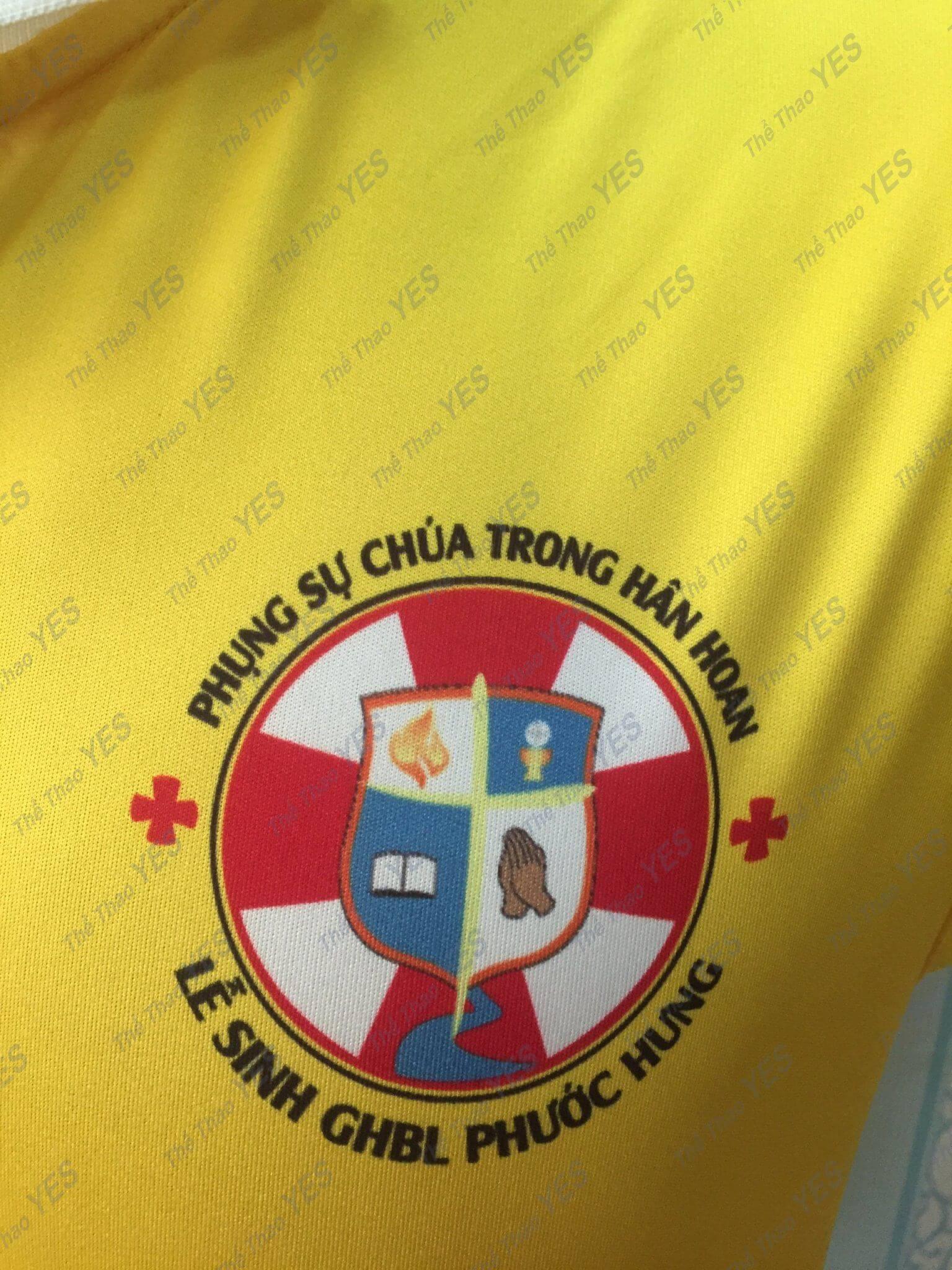 áo thun đồng phục giáo xứ