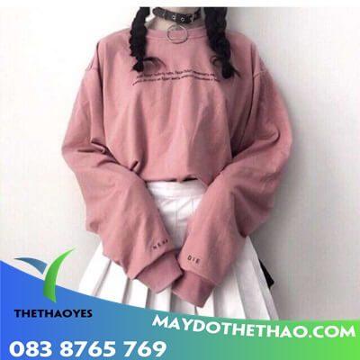 áo thun nữ form rộng