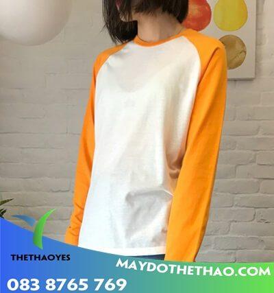 áo thun tay dài nữ big size