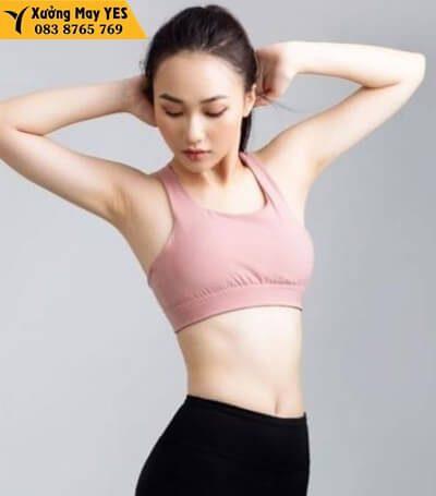 áo bra tập yoga rẻ