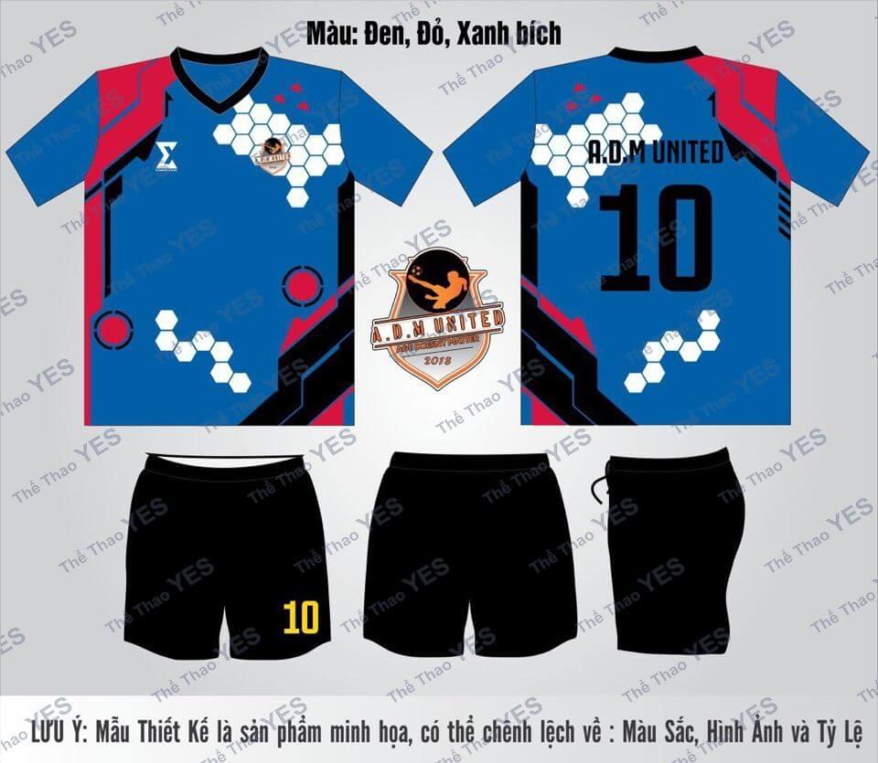công ty may áo thun bóng đá