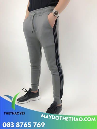 quần jogger nam tập gym rẻ