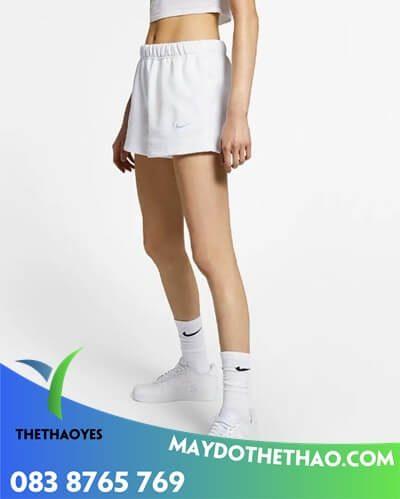 xưởng may quần thể thao nữ ngắn giá rẻ