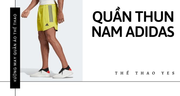 Xưởng may quần thun nam adidas