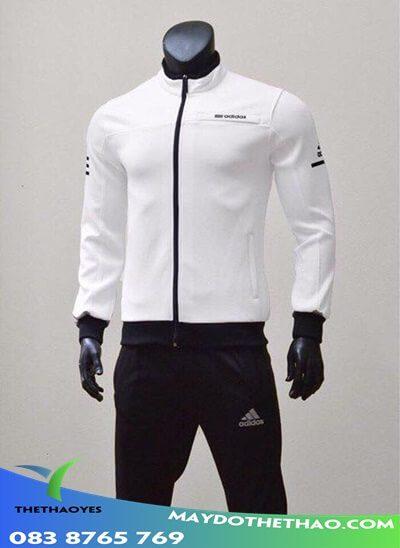 áo khoác thể thao adidas nam chính hãng