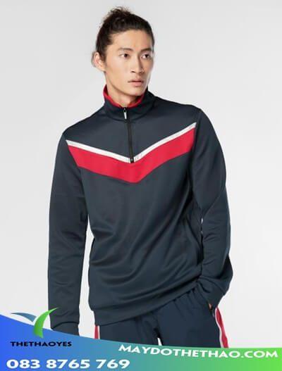 bộ quần áo khoác thể thao nam