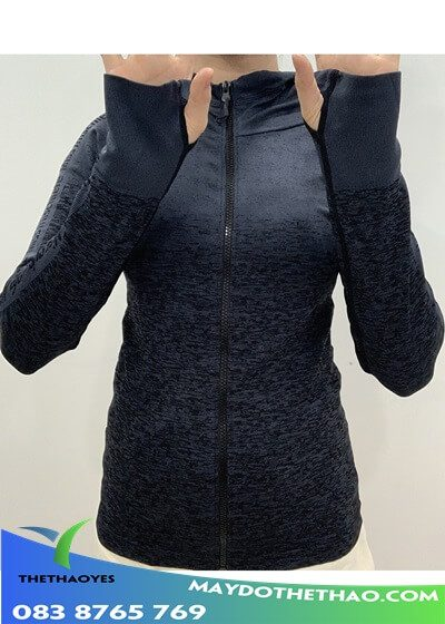 áo khoác phao thể thao nữ