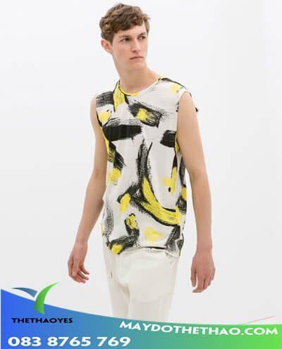 áo tank top nam hcm