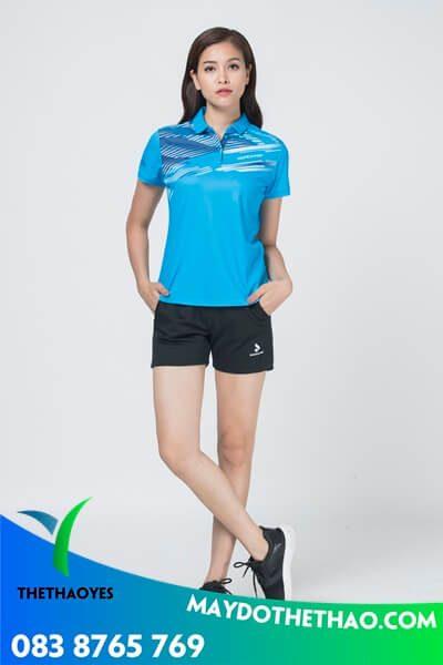 mẫu áo thể thao nữ đẹp chính hãng