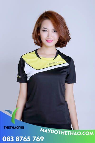 may mẫu áo thể thao nữ đẹp