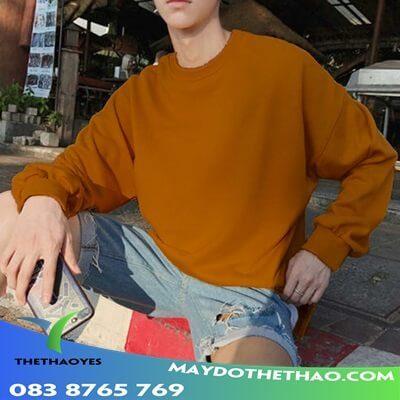 áo sơ mi nam tay dài form rộng