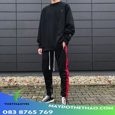 áo thun nam tay dài body cao cấp