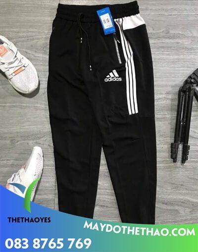 xưởng may quần thun nam adidas quận 2