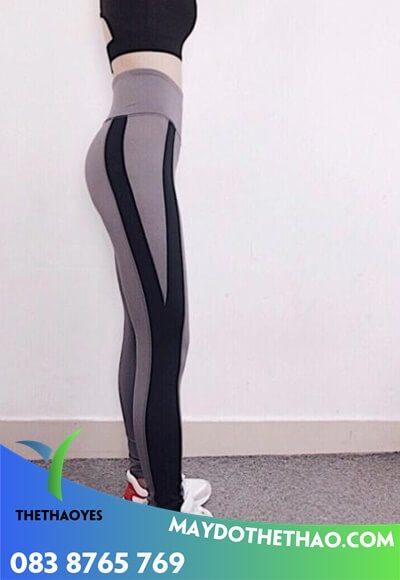 xưởng may quần tập gym nữ quận 3