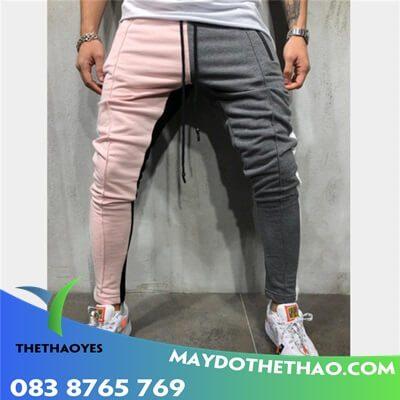 quần dài tập gym nam giá rẻ