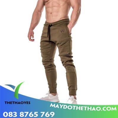 quần dài tập gym nam 2021