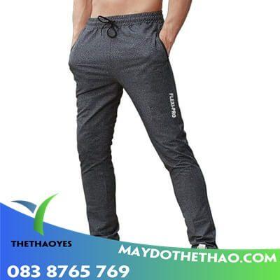 quần dài tập gym nam 2020