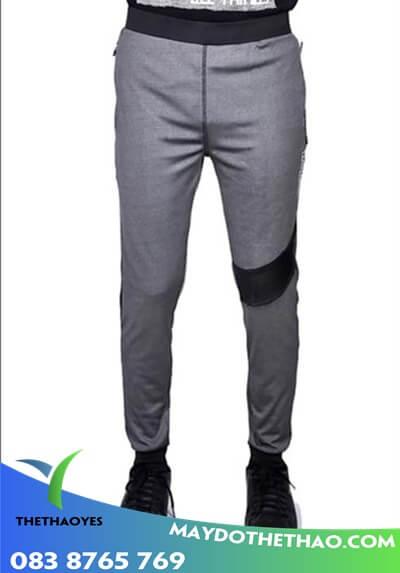 quần dài tập gym nam 2019
