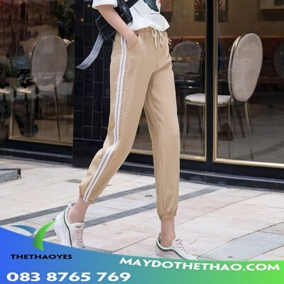 quần jogger pants nữ tphcm