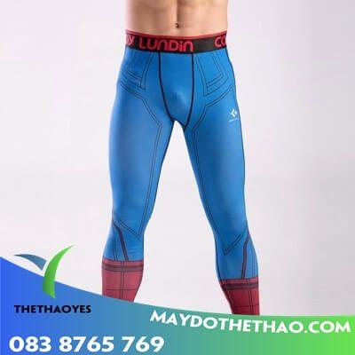 quần legging nam ngắn