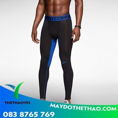 Quần legging thể thao nam body