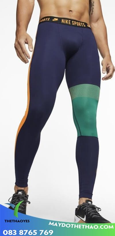 Quần legging thể thao nam 2019
