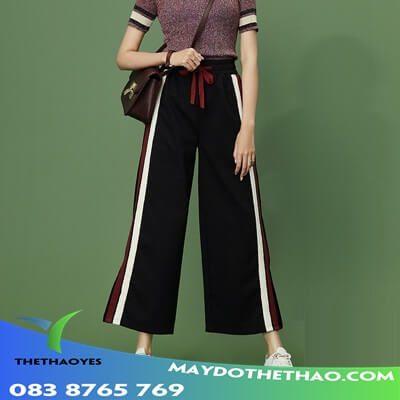 quần short thun lửng nữ