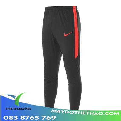 quần dài thể thao nam có dây kéo