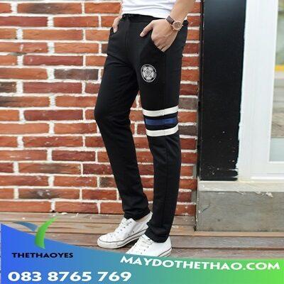 quần dài bó thể thao nam