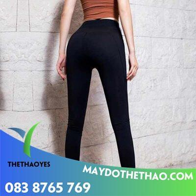 xưởng may quần tập gym nữ