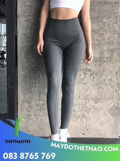 xưởng may quần tập gym nữ chất lượng