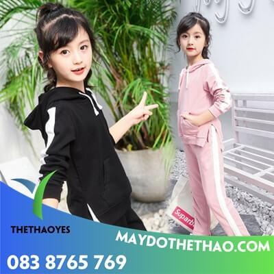 xưởng may quần thể thao cho bé gái rẻ