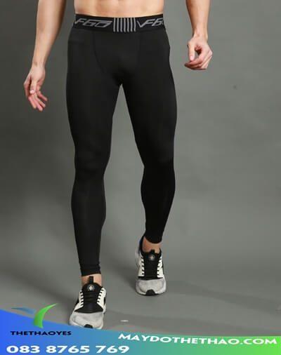 Quần legging thể thao nam đẹp