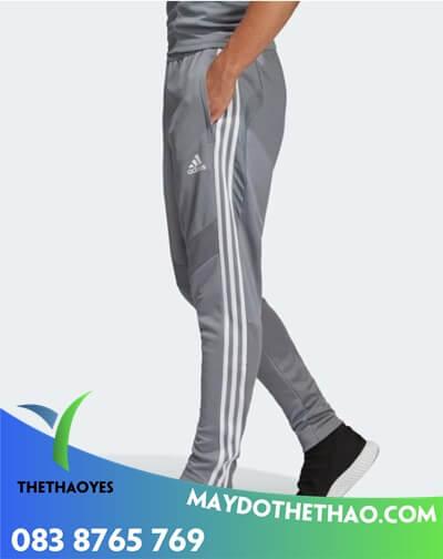 xưởng may quần thun nam adidas chất lượng